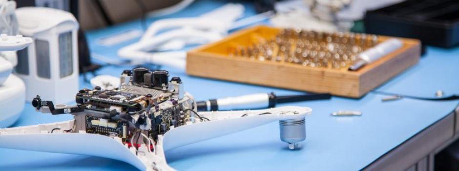 Assistenza tecnica Droni